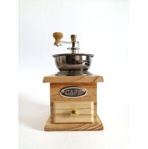 Ručný mlynček na kávu EuB 0821, svetlohnedý