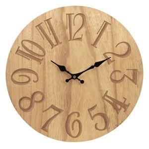 Nástenné hodiny Clayre & EEF, 6KL0510, 40cm