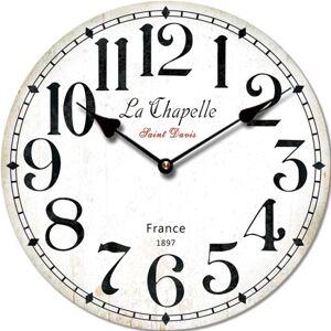 Nástenné hodiny La Chapelle, Fal6283, 30cm