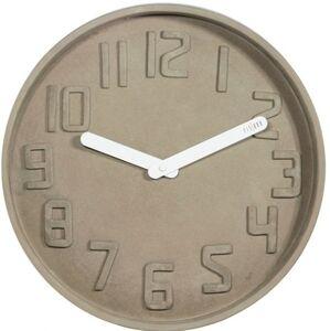 Designové nástenné hodiny CL0127 Fisura 35cm