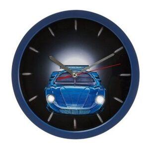 Detské hodiny auto SY100930BL Karlsson 28cm