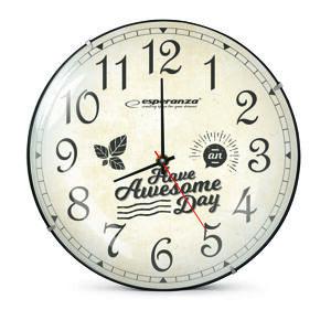 Nástenné hodiny ESPA LAU018L, 30cm