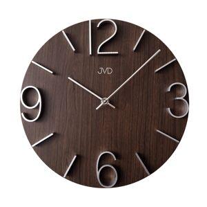 Dizajnové nástenné hodiny JVD HC37.4, 30 cm