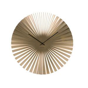 Dizajnové nástenné hodiny 5658GD Karlsson 50cm