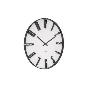 Nástenne hodiny Karlsson KA5703 Sentient 40cm