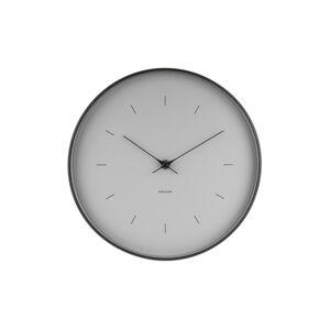 Dizajnové nástenné hodiny 5708GY Karlsson 27cm
