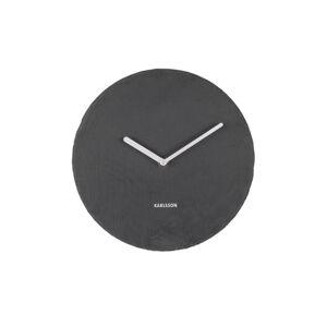 Dizajnové nástenné hodiny KA5713BK Karlsson 25cm
