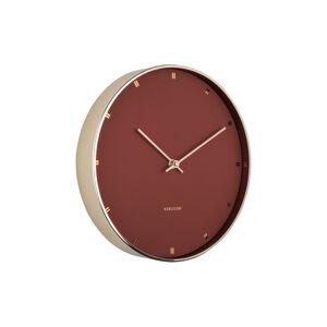 Dizajnové nástenné hodiny KA5776BR Karlsson 27cm
