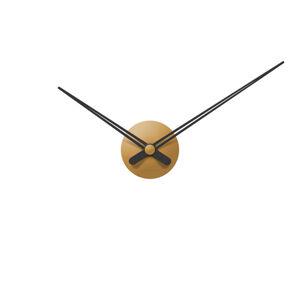 Nástenné hodiny Karlsson KA5838BR Little Big Time Mini Sharp 45cm