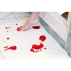 Kúpeľňová predložka SPINNING HAT Blood Bath 70x50cm