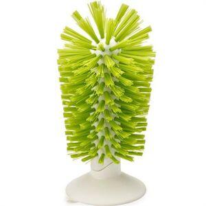 Kefa do drezu s prísavkou JOSEPH JOSEPH Brush-up ™, zelená