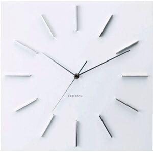Nástenné hodiny 5270WH Karlsson 40cm