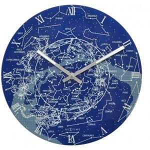 Nástenné hodiny 8814 Nextime Mliečna Dráha 30cm