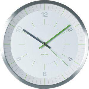 Nástenné hodiny 5431 Karlsson 30cm