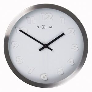 Nástenné hodiny Nextime Paniki 2991ar Number 34cm