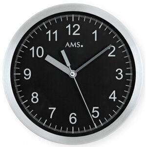 Nástenné hodiny 5911 AMS riadené rádiovým signálom 20cm