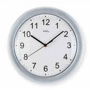 Nástenné hodiny 5933 AMS riadené rádiovým signálom 20cm