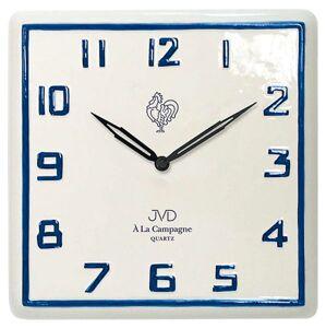 Nástenné hodiny JVD quartz TS2618.2 25cm