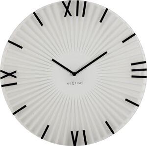 Nástenné hodiny 8175wi Nextime Sticks 43cm