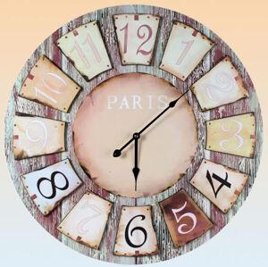 Nástenné hodiny Paris, 60cm
