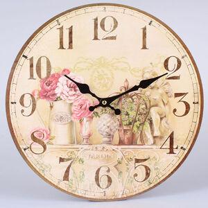 Nástenné hodiny HLC, Jardin 2, 34cm