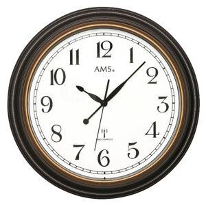 Nástenné hodiny 5978 AMS riadené rádiovým signálom 45cm