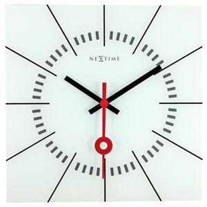 Nástenné hodiny 8636wi Nextime Stazione 35cm