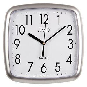 Nástenné hodiny JVD HP615.2, sweep 25cm