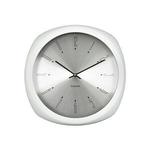 Nástenné hodiny Karlsson Aesthetic KA5626WH, 31cm