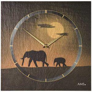Nástenné hodiny 9523 AMS, 30cm