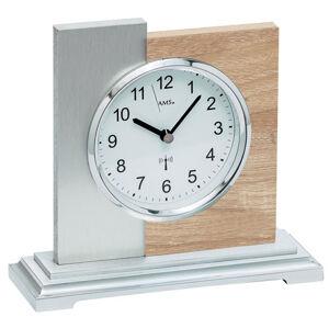 Stolové hodiny 5151 AMS, rádiom riadené 17cm