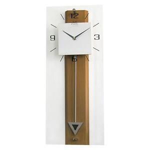 Nástenné kyvadlové hodiny JVD NS2233.11 68 cm