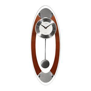 Nástenné kyvadlové hodiny JVD N16024/41, 60cm