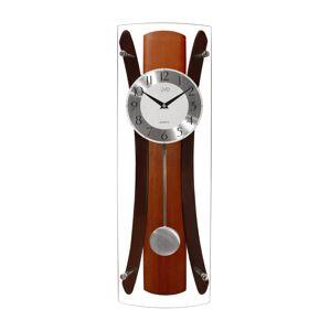 Nástenné kyvadlové hodiny JVD N16022/41, 70cm