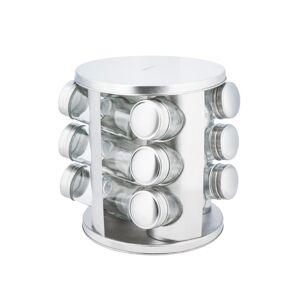 Nerezový stojan na koreničky rotačný, Kinghoff, 13-dielný, 4010