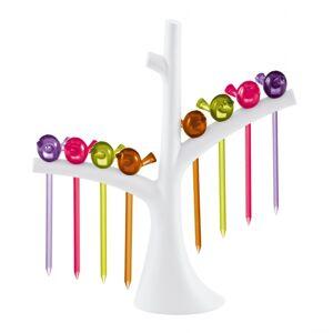 PI: P párty set s držiakom, rôzne farby