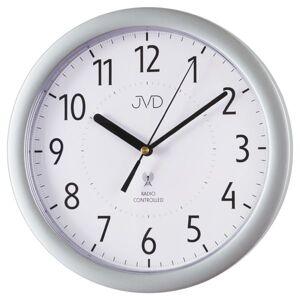 Rádiom riadené hodiny JVD RH612.12 25cm