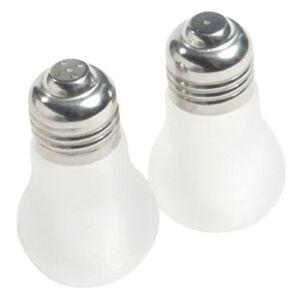 Soľnička a korenička Invotis Light Bulbs