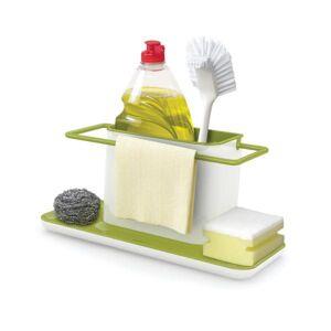 Stojanček na umývacie prostriedky JOSEPH JOSEPH Caddy ™ Large bielozelený