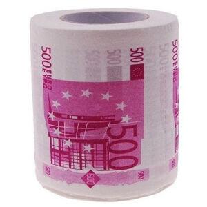 Toaletný papier 500 Euro