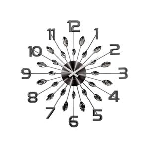 Nástenné hodiny LAVVU LCT1191 CRYSTAL SUN, 49 cm