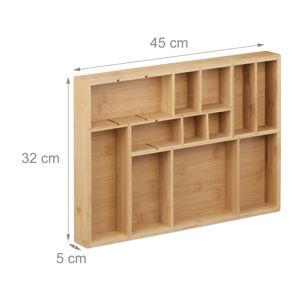 Bambusová vložka do zásuvky, RD0329
