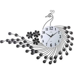 Nástenné designové hodiny JVD HJ92, 71x51cm