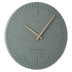 Nástenné ekologické hodiny Eko 2 Flex z210b-1a-dx, 30 cm