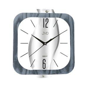 Hranaté nástenné hodiny JVD NS19035.1