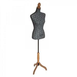 Dámska krajčírska figurína Atmosphera 2294, 160 cm