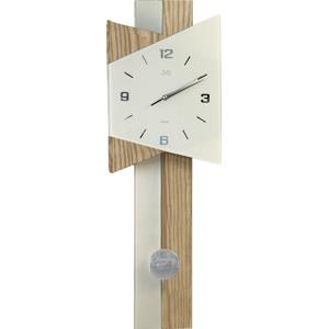 Dizajnové kyvadlové nástenné hodiny JVD NS16073.3, 71cm