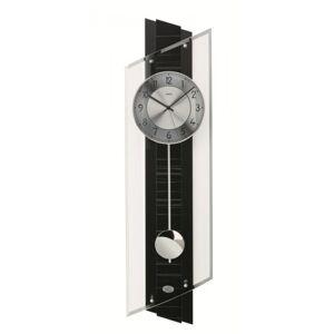 Kyvadlové nástenné hodiny 5218 AMS riadené rádiovým signálom 84cm