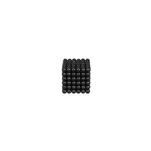 Neocube čierne 216 x 3mm v darčekovej krabičke Isotra