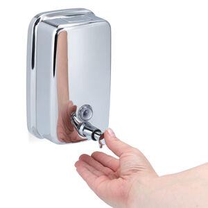 Manuálny dávkovač tekutého mydla na stenu RD5504